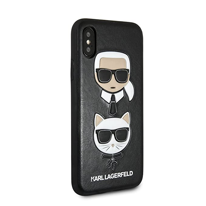 lowest price 8fd4c 84508 Amazon.com: Karl Lagerfeld iPhone X & iPhone Xs - by CG Mobile ...