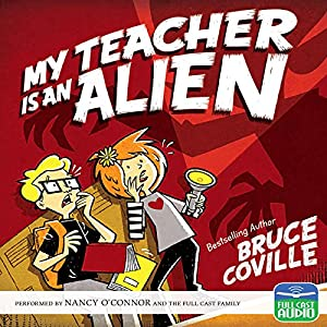 My Teacher Is an Alien Audiobook