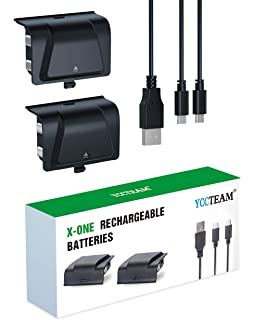 Amazon com : Microsoft Xbox One Play and Charge Kit : Video