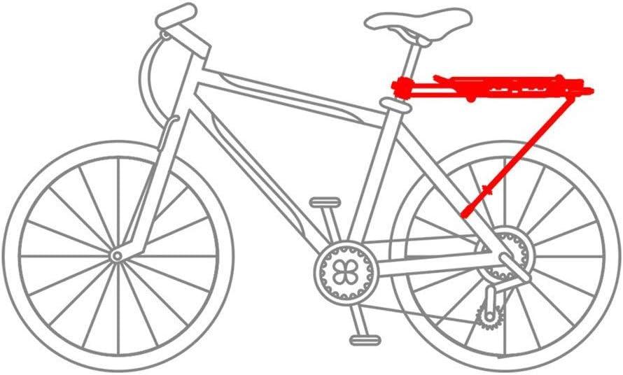 Codex-U Adventure - Candado en U, Portabultos y Porta Equipajes con Alforjas Variables y Voladizo en Suspensión - Porta Candados en U para Bicicletas Negro: Amazon.es: Deportes y aire libre