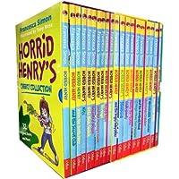 Horrid Henry 20 Books Collection Box Set