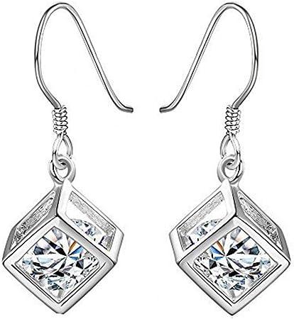 Earrings Water Drop Dangle Hook Earring Earrings Jewelry Women Crystal