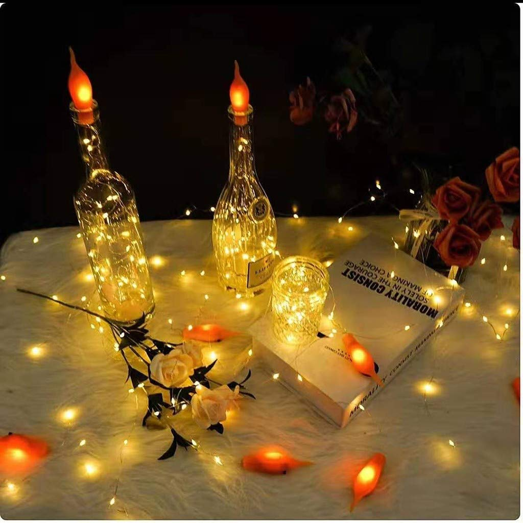 LED Colorful Flicker Small Ball Light Sparkling Lamp Party Wedding Decor Supplie