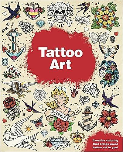 Tattoo Art by Sizzle Press (2016-08-30)