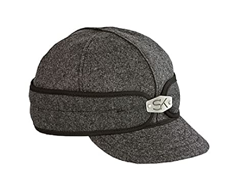 b244dcb6 Amazon.com: Stormy Kromer Men's Original Kromer with Hardware Cap ...