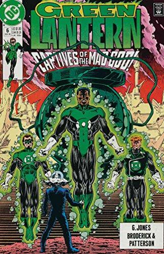 Green Lantern (3rd Series) #6 VF/NM ; DC comic book