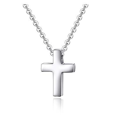 Buy Xianli Wang Tiny Simple Cross Pendant For Children Boy Girl