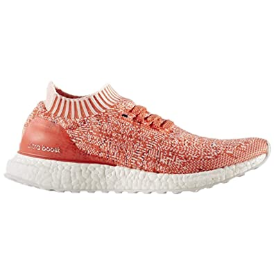 sports shoes 5d3fc 60434 Amazon.com | adidas Ultra Boost Uncaged Coral Womens Style ...