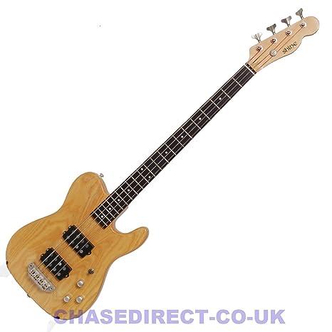Shine by Chase SBA-724 Telecaster. Para guitarra bajo eléctrico Pastilla Humbucker para guitarra