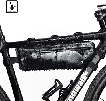 Selighting Bolsa Bicicleta Bolsa Triángulo Bici Impermeable Bolsa ...