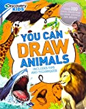you can draw parragon books - You Can Draw Animals (Discovery Kids)