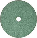 Sunmight 72402 1 Pack 7'' Alumina Zirconia Fibre Disc (Sundisc Grit 36)