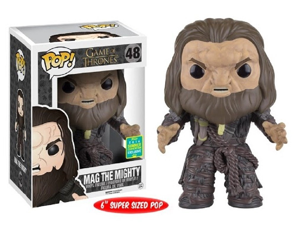 Funko Pop! Game of Thrones - Mag The Mighty  Exclusivo !!! 6