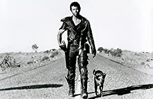 Da Bang Mad Max 2 The Road Warrior Mel Gibson 10 20X30 Inch Poster Print