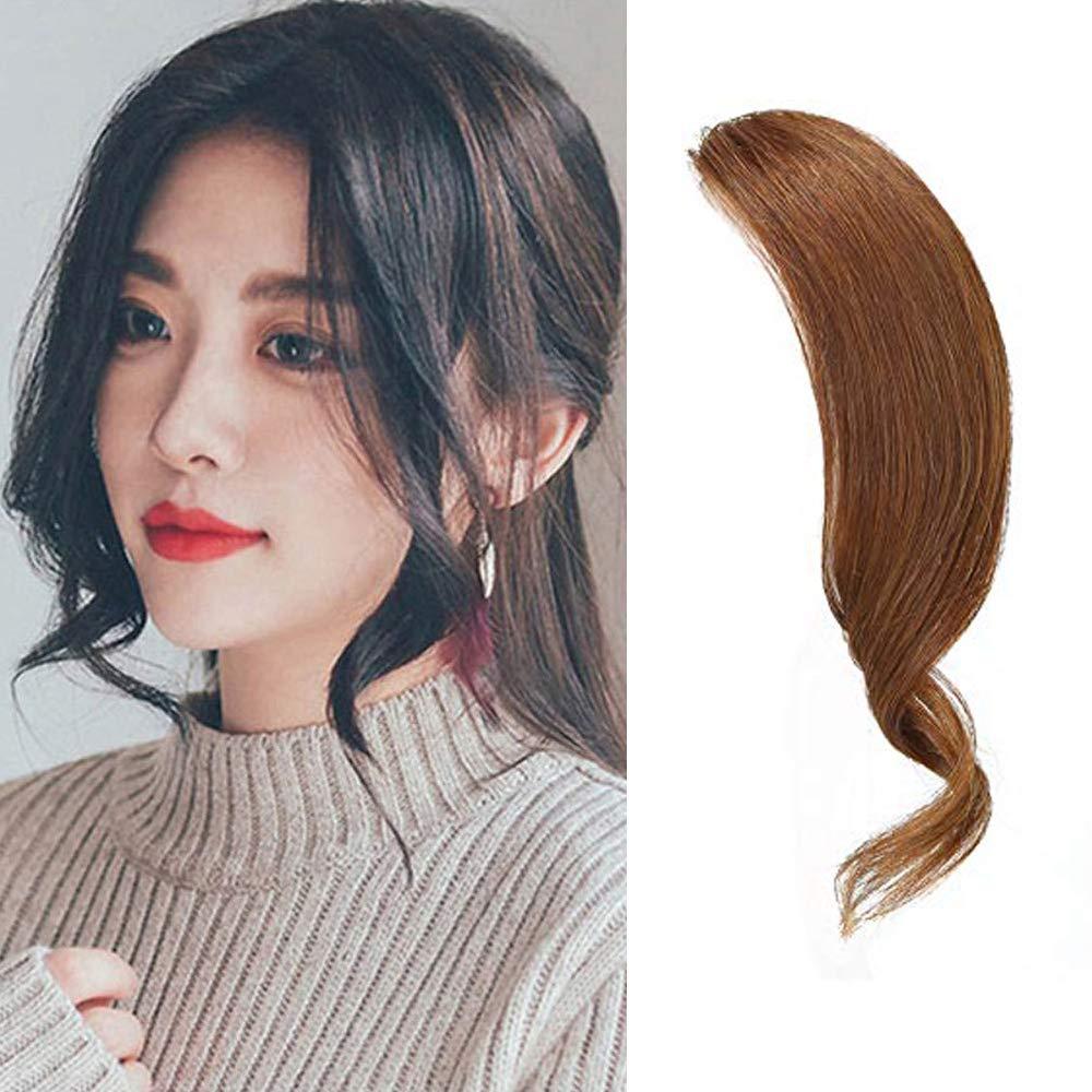 human hair bangs