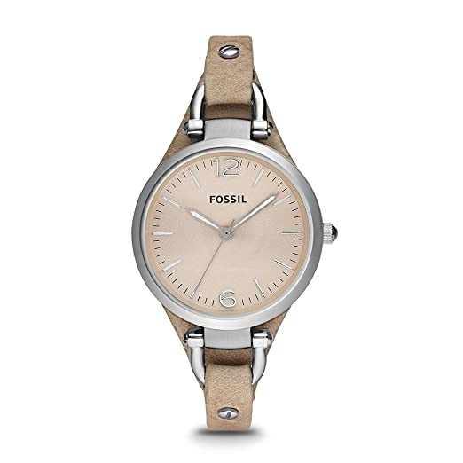 19bb44305aae 6 relojes de mujer marca Fossil en oferta por hoy en Amazon