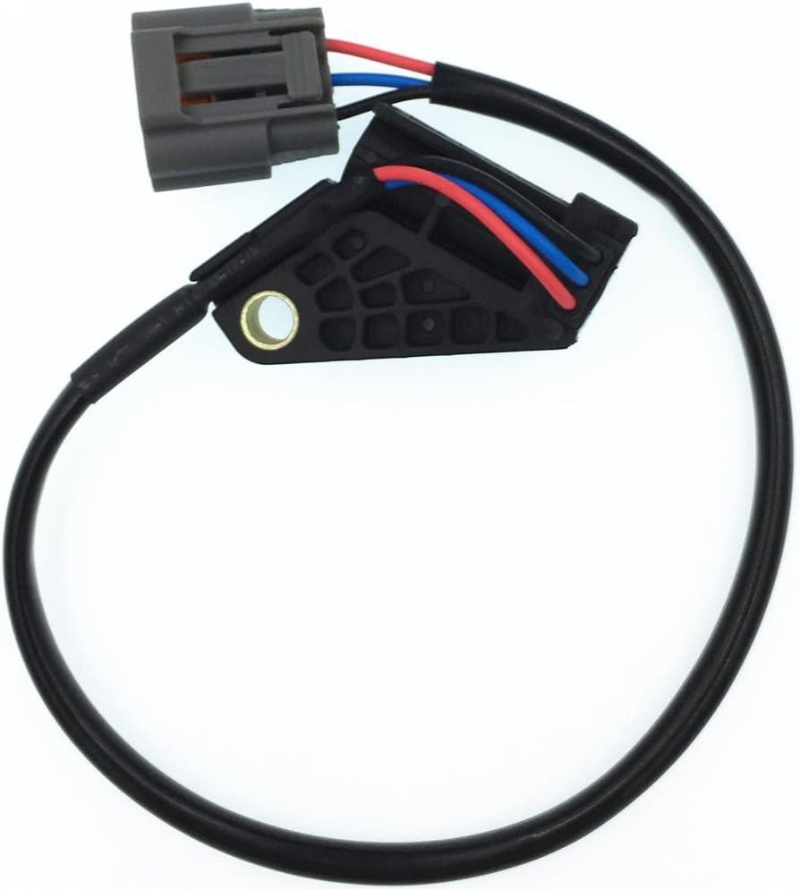 HZTWFC Crankshaft Position Sensor ZL01-18-221A ZL0118221A J5T27072 J5T-27072 ZL01-18-221 FSD-18-221 Compatible for Mazda 323 Demio Miata MX-5 MX5