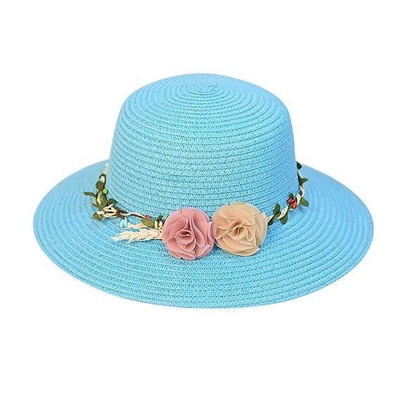 Sombreros de ala Ancha Fedora de Lana para Mujer Sombreros de sombrerera de  Jazz para Hombres bfc6b51fe75