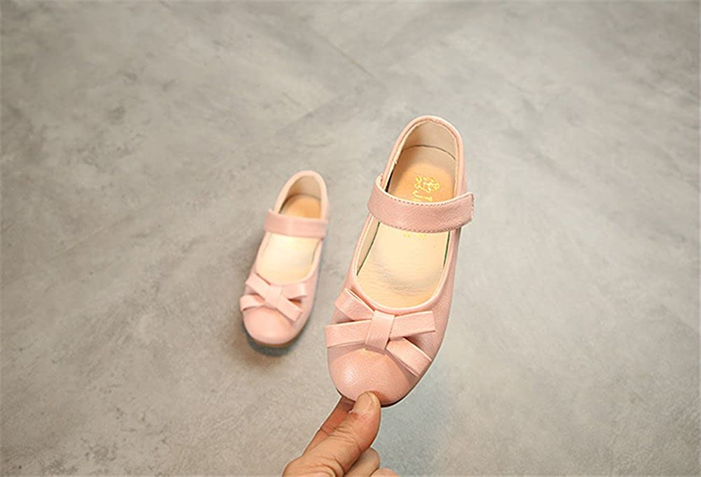 SUNNY Store Girls Kids Ballet Flats Jane Mary Jane Princess Shoes Causal Shoes