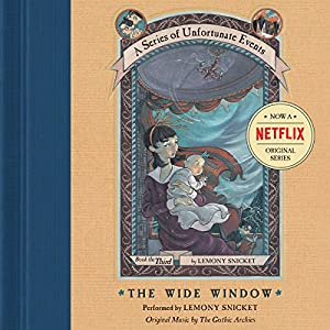 The Wide Window | Livre audio