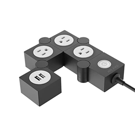 The 8 best 5 outlet flexible pivoting power strip