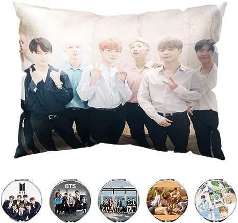 JIMIN K-pop Bangtan Boys BTS Pillowcase with Pillow Park Ji Min Tear Version L
