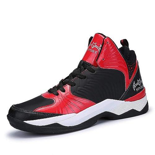 IDNG Zapatillas Baloncesto Zapatillas De Baloncesto De Hombre para ...