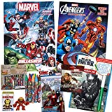 Best AVENGERS Book Bags - Avengers Infinity War Coloring and Toy Activity Set Review
