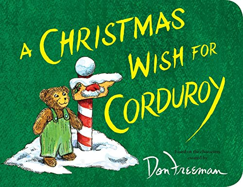 Books : A Christmas Wish for Corduroy