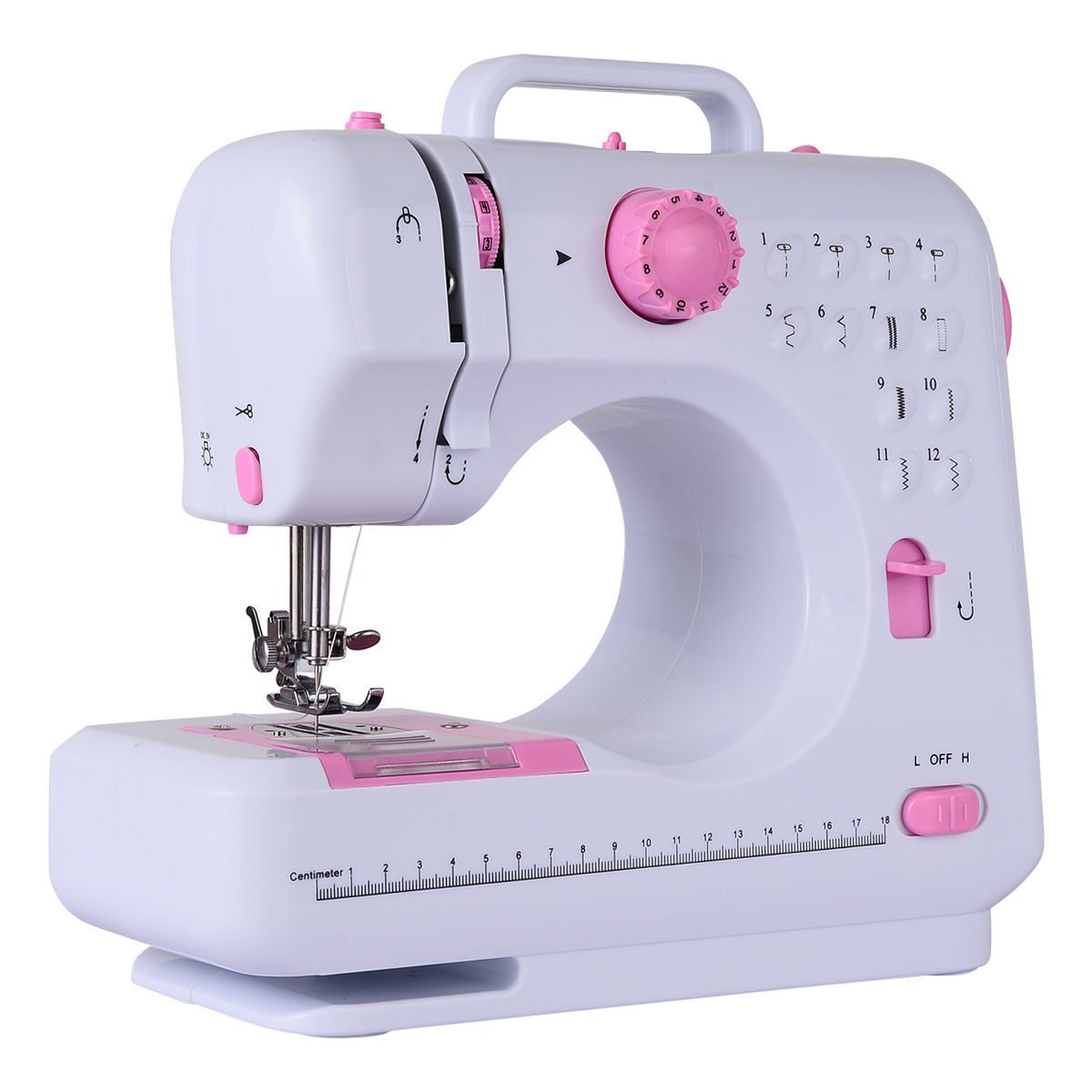 Costway Sewing Machine Household Multifunction