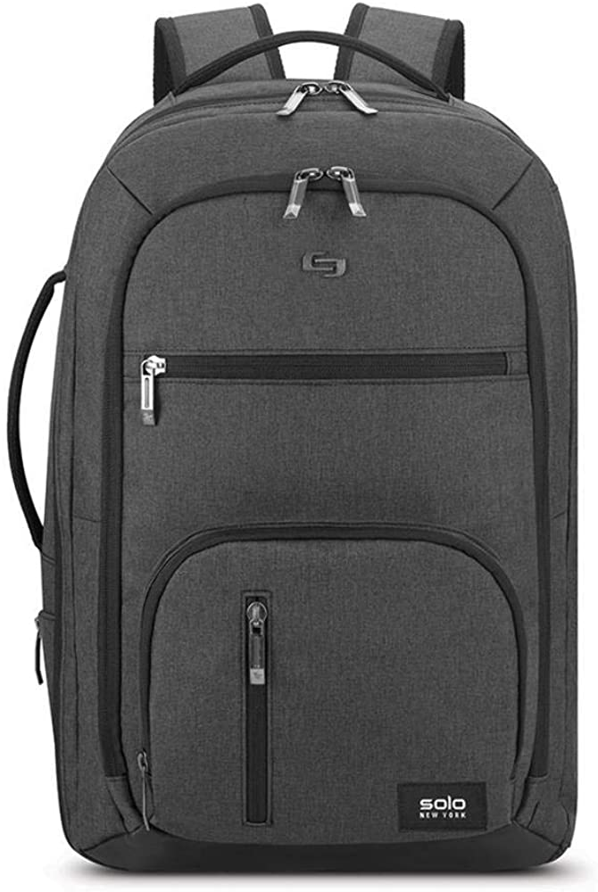 Solo New York Grand Travel Backpack 17.3