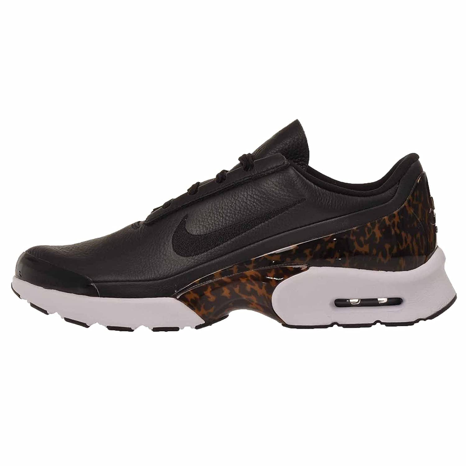 NIKE Womens Air Max Jewell Lx Running Trainers 896196 Sneakers Shoes (UK 6 US 8.5 EU 40, Black White 001)