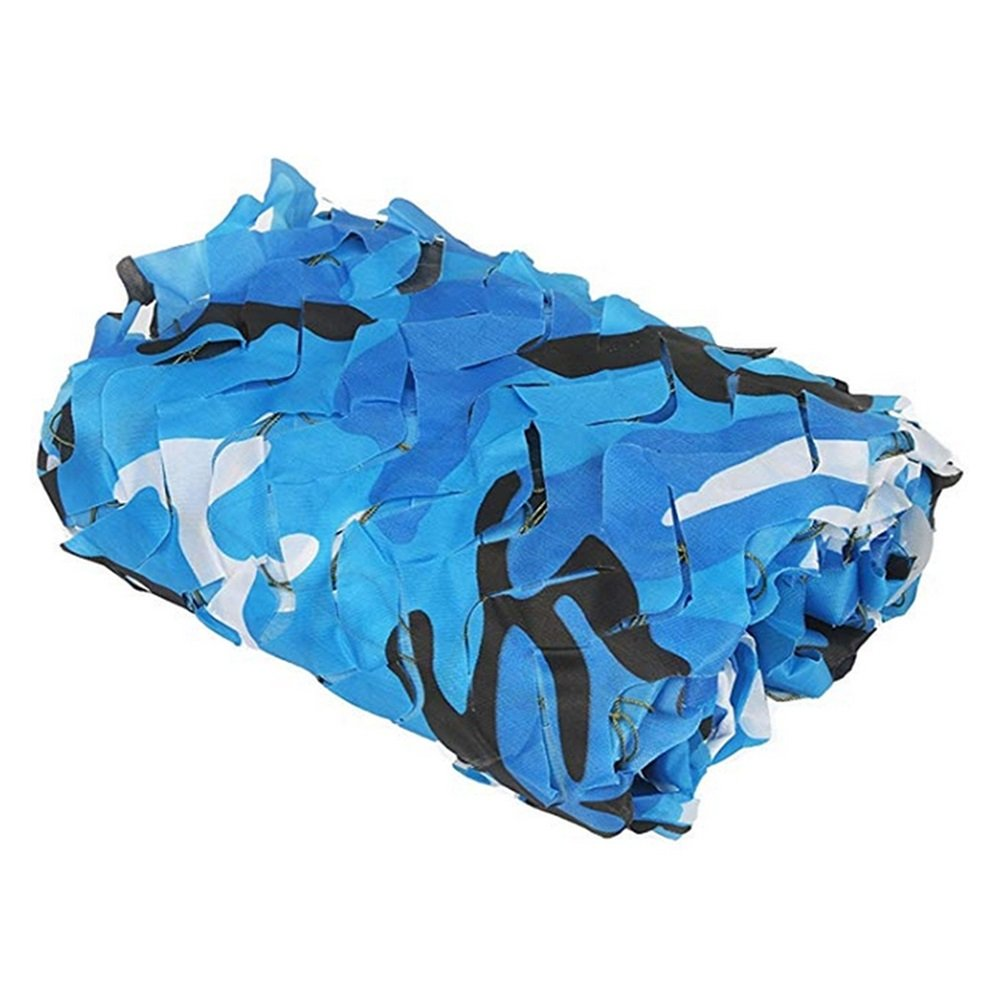 Shade net CAICOLOR Cubierta de Camuflaje Superior Azul Techo ...