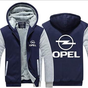 メンズパーカーフルジップベルベットオペルは、冬に適し厚手のフード付きセーターコートフリースパーカーを、印刷します