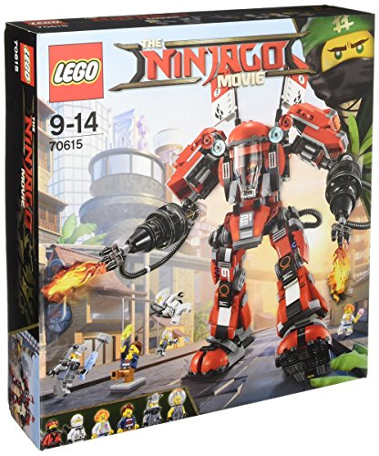 70615 LEGO Ninjago Fire Mech