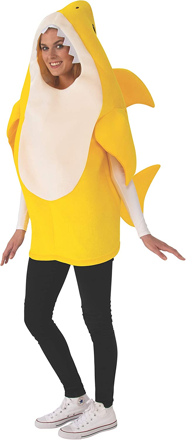 Baby Shark Adult Costume