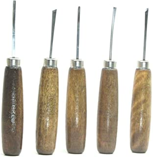 product image for 5pc Micro Miniature Wood Carving Tools Luthier Violin Set Ramelson USA 106H