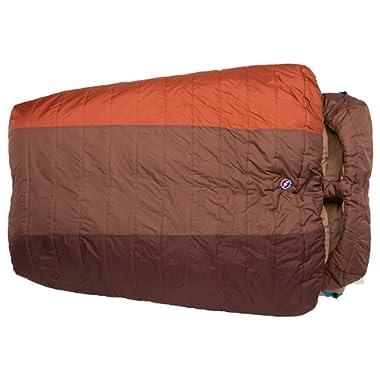 Big Agnes Dream Island 15F Degree Double Wide Sleeping Bag