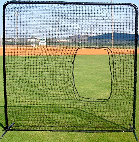 - Cimarron Sports Training Aids 7x7 #42 Softball Net and Frame