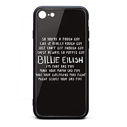 Amazon.com: Bad Guy Lyric - Carcasa para iPhone 6/6S Plus, a ...