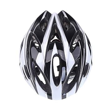 Casco de bicicleta - SODIAL(R) [Circunferencia de cabeza: 54 ~ 64cm