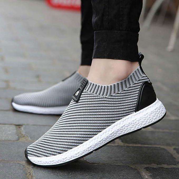 Worsworthy Scarpe Tela Uomo Sneakers Fiocco Sneakers