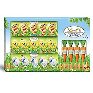 Lindt Easter Chocolate Novelty Pack, 7.2 Ounce