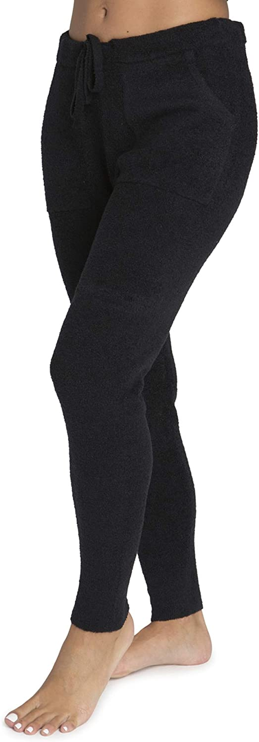 Barefoot Dreams CozyChic Lite Joggers Pants for Women with Pockets: Clothing