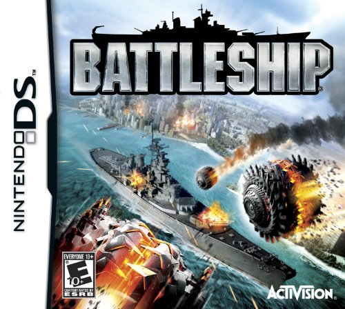 Amazon.com: Battleship - Nintendo DS: Activision Inc: Video Games