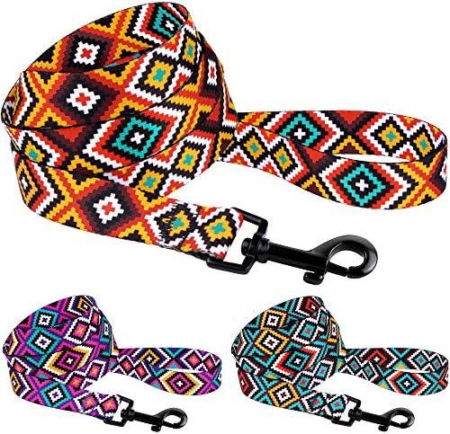 CollarDirect Tribal Pattern Leashes Walking product image