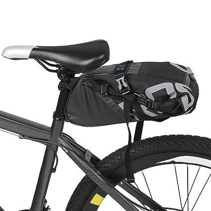 Amazon.com: Lexiesxue - Bolsa impermeable para sillín de ...
