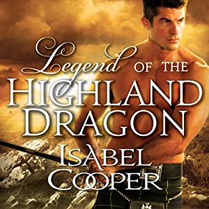 Legend of the Highland Dragon Audiobook