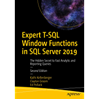 Expert T-SQL Window Functions in SQL Server 2019: The Hidden Secret to Fast Analytic and Reporting Queries (English Edition)