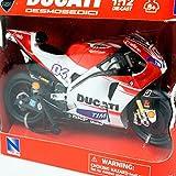 1:12 DUCATI MOTO GP 2015 DUCATI DESMOSEDICI - ANDREA LANNONE #29 57733 BY NEWRAY